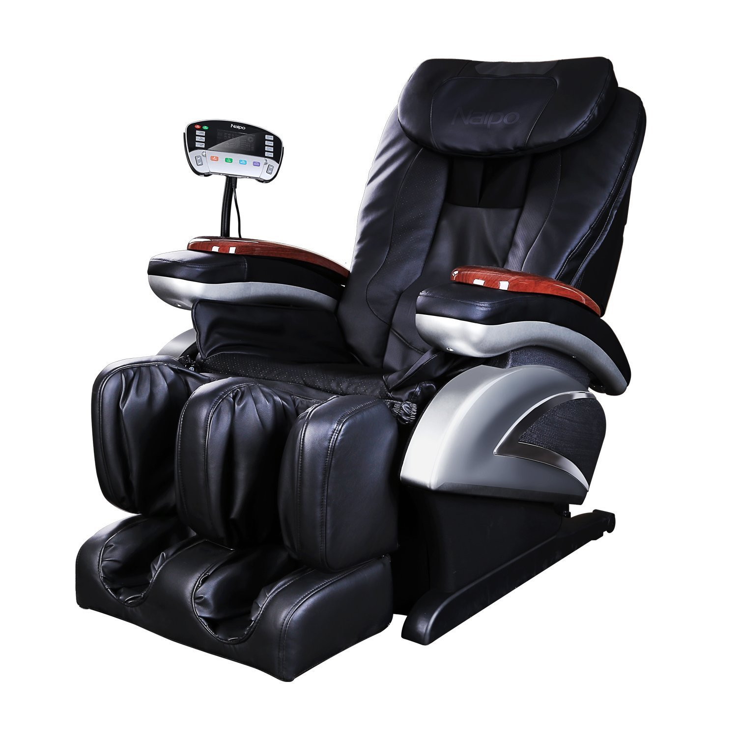 NAIPO SHIATSU MASSAGE CHAIR FOR A FULL BODY MASSAGE